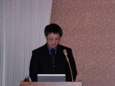 札幌、道東SDM(糖尿病)研究会での当院院長の症例発表。