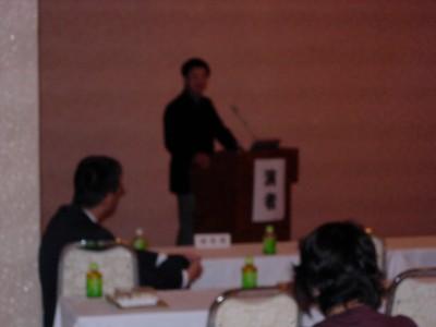 道東MD(軽症鬱病)研究会で行われた当院院長の症例発表。